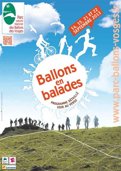 Ballons en balades les 14 15 21 et 22 septembre aire for Balade en franche comte
