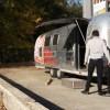 Le Pro Pulsion Tour s'est arrêté samedi 19 octobre devant le Cinéma Pathé Beaux-Arts - Photo : Diversions