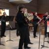 Orchestre Victor Hugo Franche-Comté à la gare Besançon Franche-Comté TGV