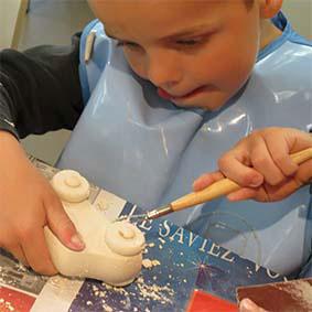 Ateliers Kids Designers au Musée du Joue