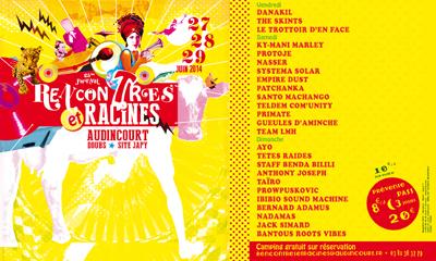 programme festival rencontres et racines 2010