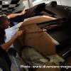 Du modelage à la claie jusqu'au numérique, les métiers de l'automobile étaient à l'honneur la semaine dernière au Musée de l'Aventure Peugeot