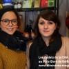 Margot et Anastasia représentent la Chambre de Métiers et de l'Artisanat du Territoire de Belfort dans les chalets du Mois Givré à Belfort - Photo : Caroline Vo Minh/Diversions