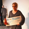 Géraldine Dubail a reçu le deuxième prix Initiative au Féminin 2014