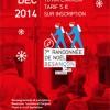 Septième Randonnée de Noël de Besançon