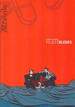 Pilules bleues de Frederik Peters