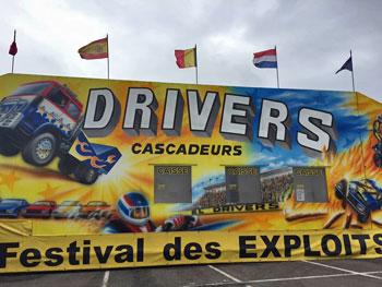 El Drivers au Parc expo d'Andelnans