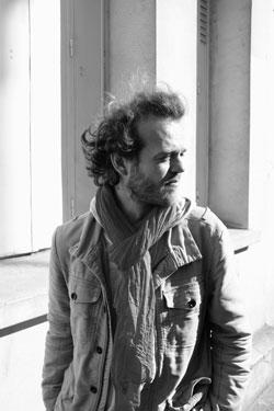 Le compositeur Aurélien Maestracci