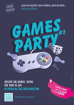La Fête à Besac - Game's Party