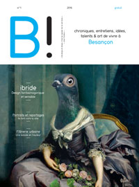 magazine B! à Besançon