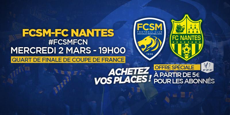 FCSM FC Nantes