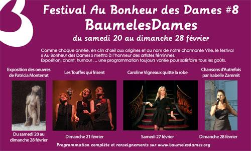 Festival Au Bonheur des Dames 2016