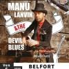 Manu Lanvin à la Maison du Peuple de Belfort le 6 mai 2016