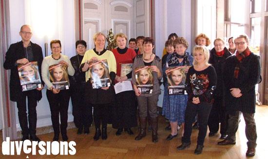 Belle mobilisation des associations en lien avec la Ville de Belfort, à l'occasion de la prochaine Journée de la femme le 8 mars 2016