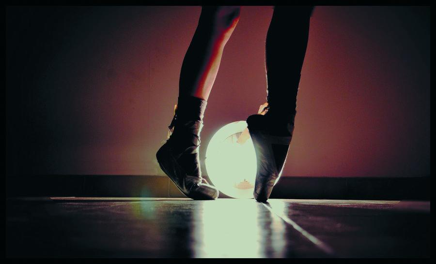 visuel cycle de conférence sur la danse