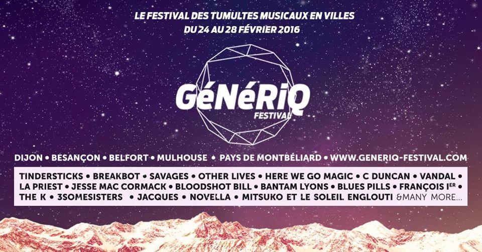 visuel festival génériq 2016