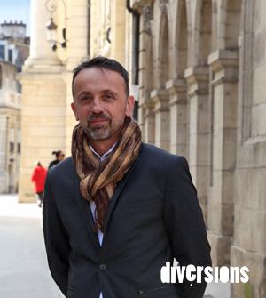 David Liot, directeur des musées et du patrimoine de la Ville de Dijon