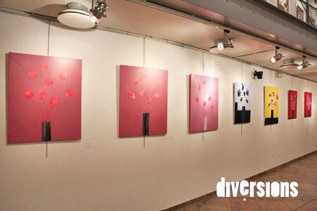 Exposition Jean-Baptiste Aubert à l'Espace Gandhi d'Audincourt