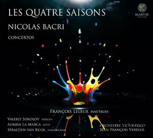 Les Quatre saisons de Nicolas Bacri