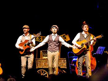 Les Frelots, par la Compagnie du Phonographe