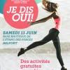 Journée mondiale du bien-être à Belfort
