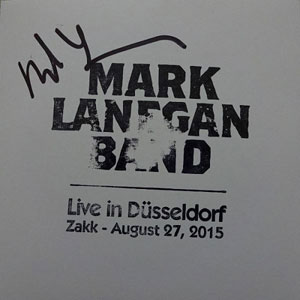 Mark Lanegan - Live In Dusseldorf