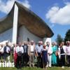La Chapelle de Ronchamp inscrite sur la liste du Patrimoine mondial de l'UNESCO