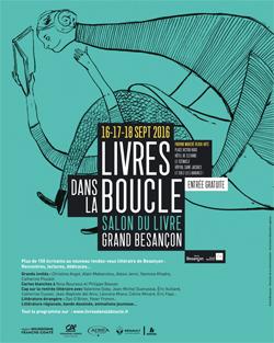 Livres dans la Boucle à Besançon