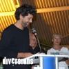 Eric Genetet lors de la remis du deuxième Prix littéraire de la Ville de Belfort
