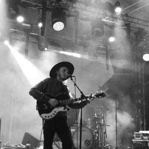 Night Beats au festival Détonation samedi 1er octobre - Photo : Johan Perrin