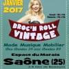 Broc'n'Roll Vintage 2017 à Saône