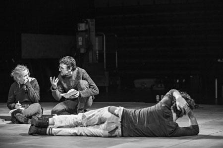 Erich von Stroheim - Images de répétition au Théâtre National de Strasbourg