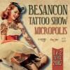 Besançon Tattoo Show à Micropolis