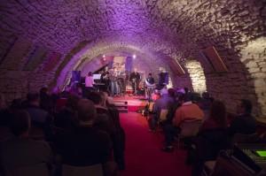 Concert des ateliers de Jazz au Caveau des Remparts de Delle le 24 mars