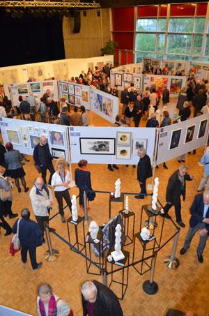45e Salon des Artistes de Fontaine-lès-Dijon