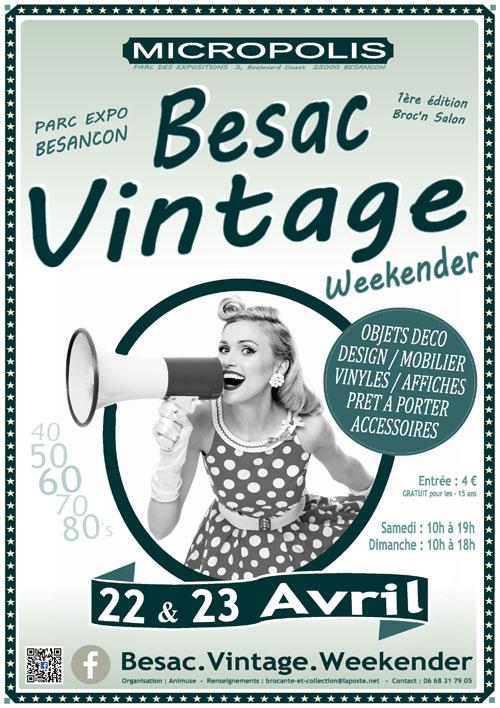 affiche-besac-vintage-weeke