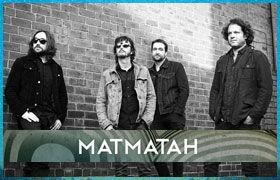 Matmatah au Festival de la Paille le 29 juillet 2017