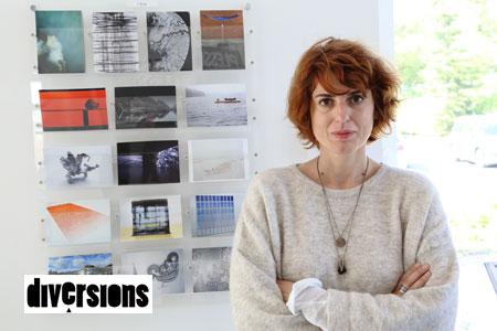 Rebecca Digne à la Fondation François Schneider de Wattwiller