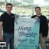 Damien Bugnon et David Demange, directeurs de la Citédo et du Moloco, renouvellent leur collaboration à l'occasion de la soirée Hang Massive du 19 mai