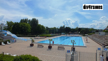 Belfort ouverture de la piscine du parc aux r sidences for Oasis piscine belfort