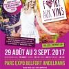 Foire aux Vins de Belfort Andelnans 2017