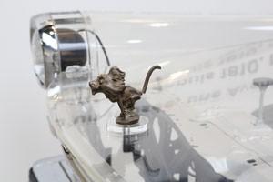 La Limovian vous accueille dans le hall du Musée de l'Aventure Peugeot à Sochaux - Photo : Dominique Demangeot/Diversions