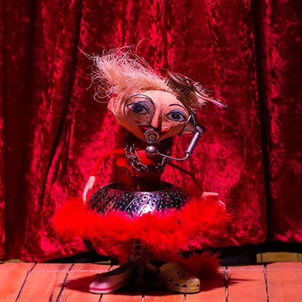 visuel spectacle marionnette