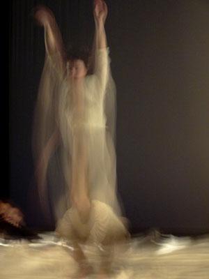 «Toutes des Alices» - filage, 6 avril 2014 - Théâtre Mansart, Dijon - Photo : Alain Badier