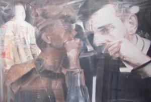 Clara Cavignaux expose à Hérimoncourt