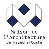 logo maison de l'architecture besançon