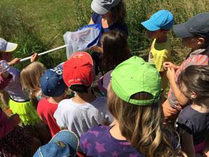 Programme 1,2,3... nature ! dans le Pays de Montbéliard