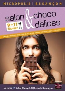 Salon Choco & Délices 2018 à Micropolis Besançon