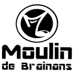 logo moulin de brainans