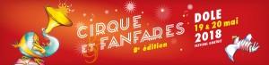 Cirque et Fanfares 2018 à Dole